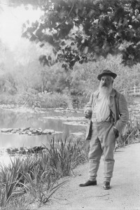 Claude Monet à Giverny