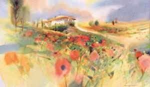 La Toscane de Daniel Kirchhofer