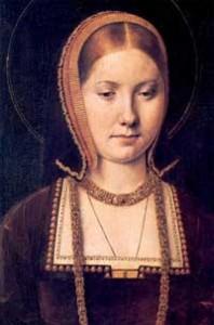 Carherine d'Aragon