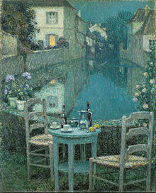 Henri_Le_Sidaner_-_Small_Table_in_Evening_Dusk_-_Google_Art_Project