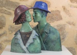 Amoureux en vert - Marie-Noëlle Ronayette