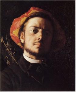 Portrait de Paul Verlaine