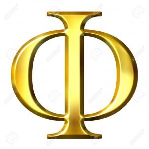 4684610-3d-golden-Greek-letter-phi-Stock-Photo