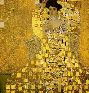 Portrait d'Adele Bloch-Bauer, de Klimt