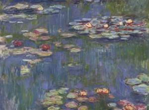 Les Nymphéas - Claude Monet