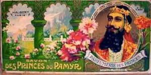 Savon des Princes du Pamyr Maubert - 1