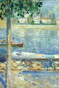 """Munch: """"La Seine à Saint-Cloud"""""""