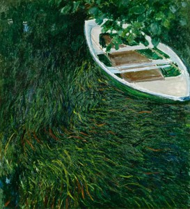 La Barque (1887)