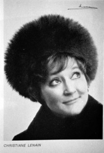 Christiane Lenain